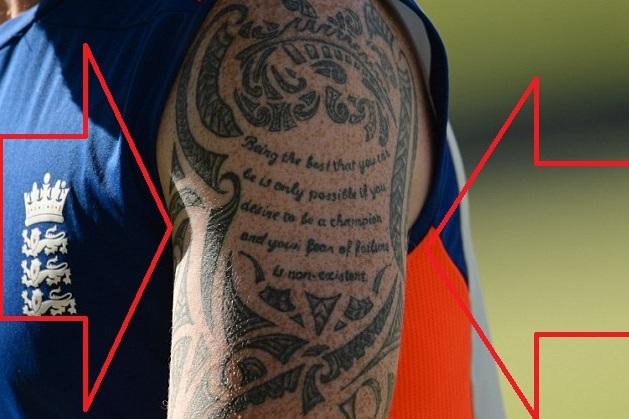 Ben-Stoken-Maori-Tattoo