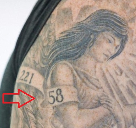 Ben Stokes Cricket Series Nos Tattoo