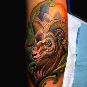 Aries Tattoo