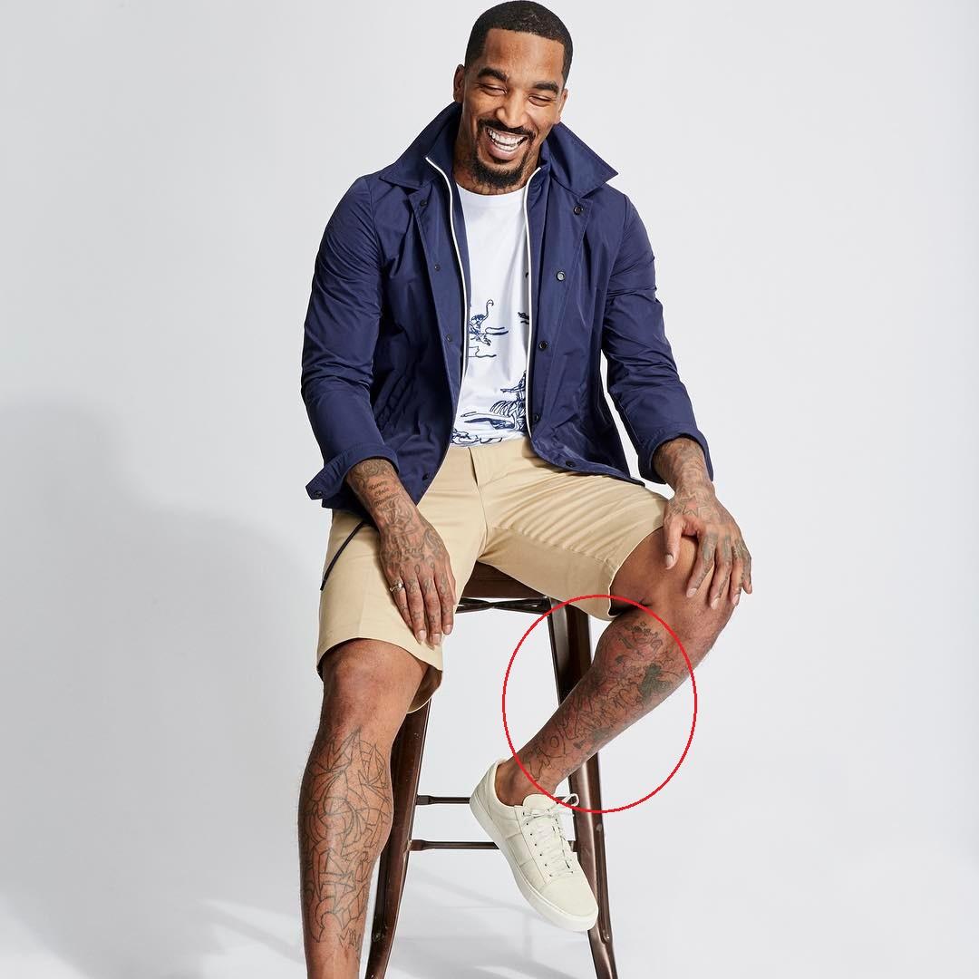 J.R. Smith left Leg Tattoo.jpg