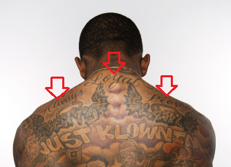 JR Smith Always Loyal People tattoo