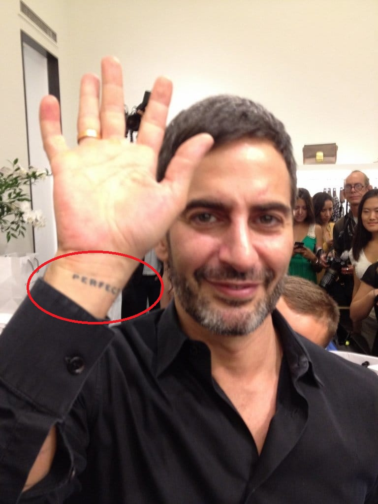 Marc Jacobs PERFECT Tattoo