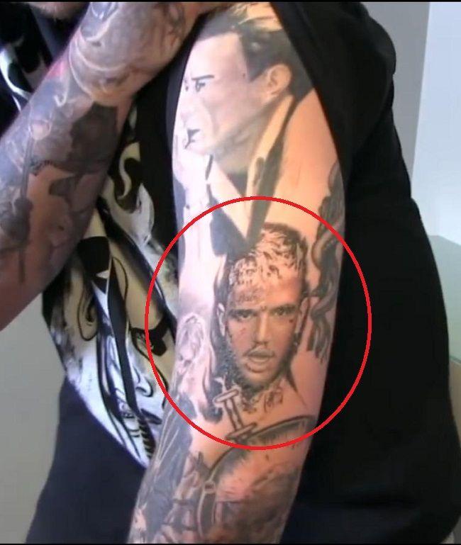 Post Malone S 77 Tattoos Their Meanings Body Art Guru