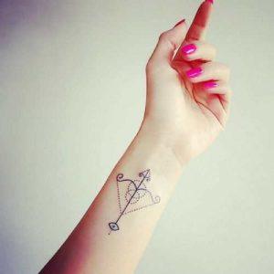 sagittarius tattoo