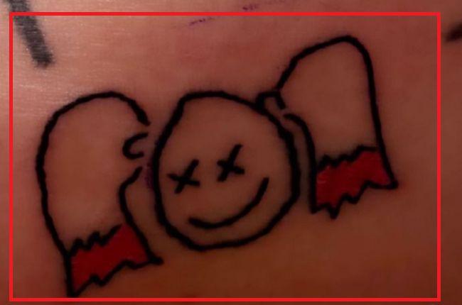 Alexa Bliss-Arm -Ryan Cabrera-Tattoo