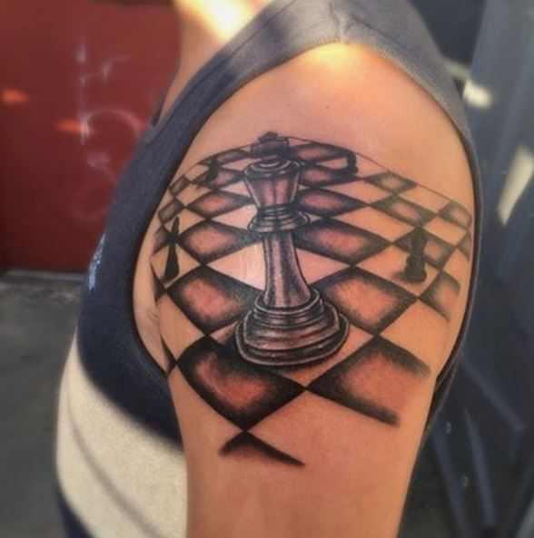 Chess Tattoo Designs