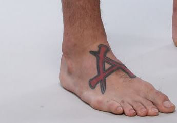 Cody Garbrandt A Tattoo