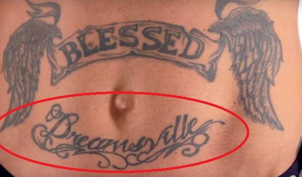 Cody Garbrandt Dreamsville Tattoo