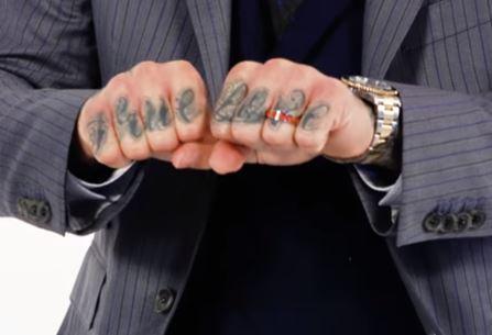 Cody True Love Tattoo