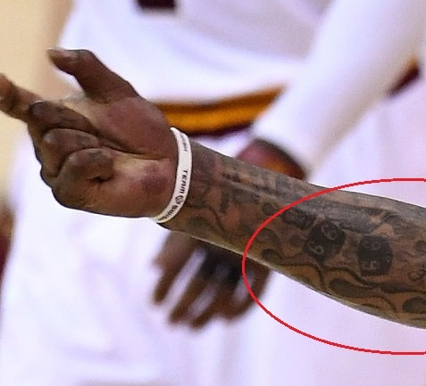 J.R-Smith-Right-Arm-Inside-Tattoo
