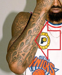 J.R-Smith-Right-Arm-Righ-Tattoo