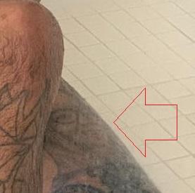 J.R.-Smith-Right-Leg- Portrait-Tattoo
