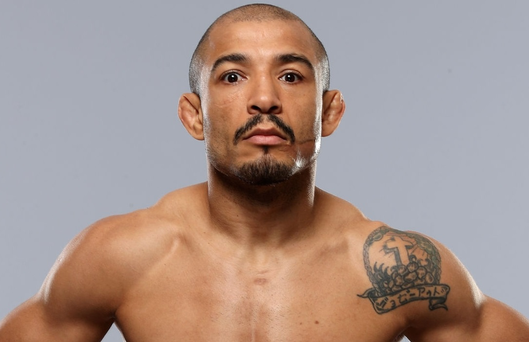 Jose Aldo Shoulder Tattoo