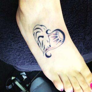 Leo tattoo designs