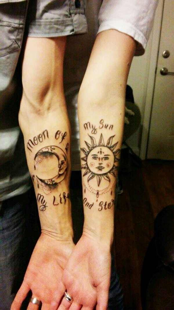 35 Amazing Sun Tattoos with Meanings Ideas Celebrities
