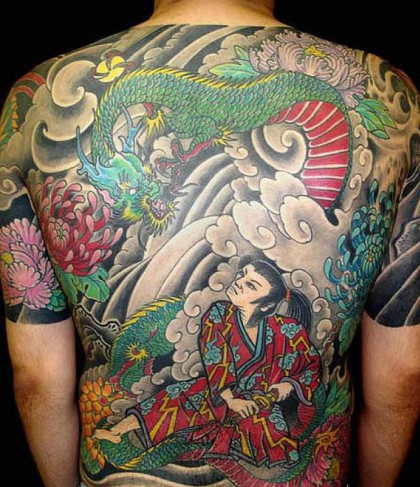 25 Amazing Yakuza Tattoo Designs With Meanings Body Art Guru Check out our yakuza tattoo selection for the very best in unique or custom, handmade pieces from our tattooing shops. 25 amazing yakuza tattoo designs with
