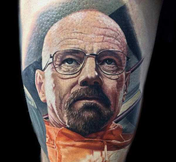 breaking bad tattoos