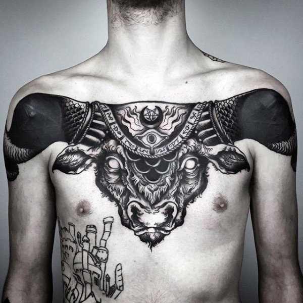 badass tattoo