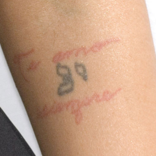 Spanish Tattoo