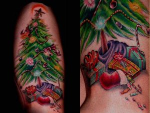 Christmas Tattoo