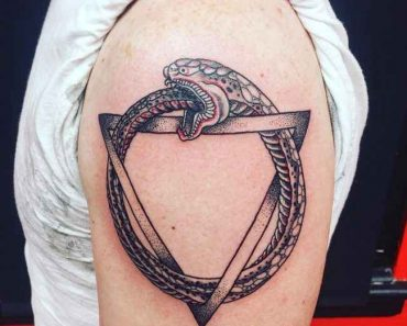 Ouroboro Tattoos