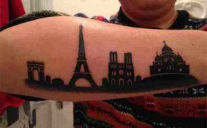French Tattoos