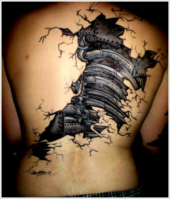 ripped tattoo