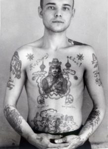 Russian Tattoo