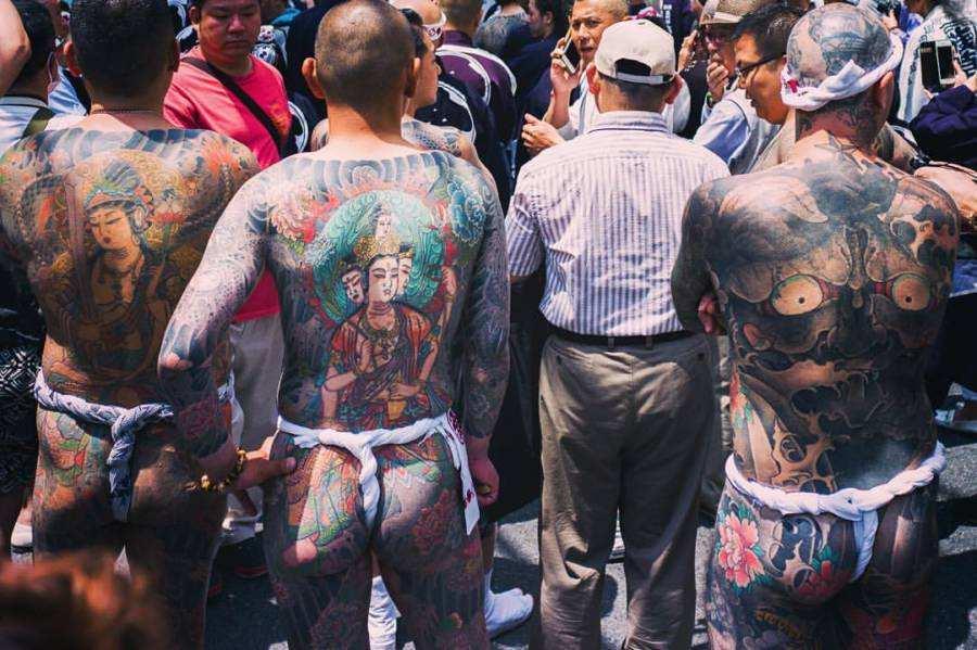 Man Yakuza Cigar Tattoo: 25 Amazing Yakuza Tattoo Designs With Meanings