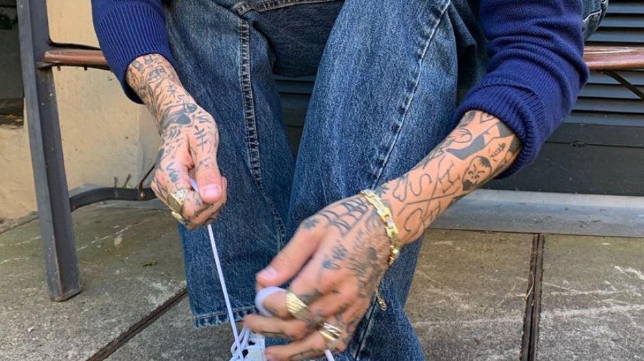 Anders Gran Small Tattoos