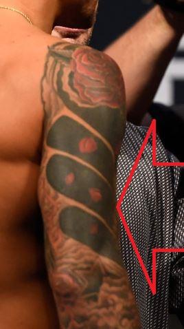 Dustin Black Bands Tattoo