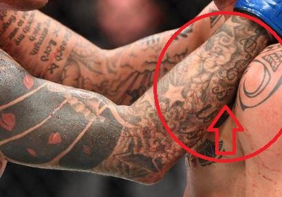 Dustin JESUS Tattoo