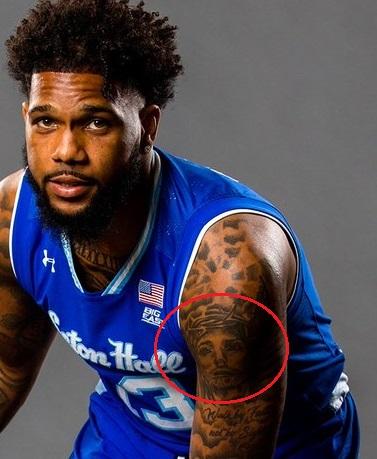 Myles-Powell-Left-Shoulder-Tattoo