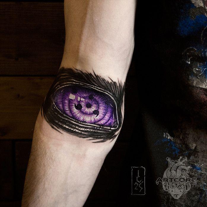Naruto tattoos