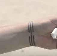 Tyler Joseph Left Wrist Tattoo
