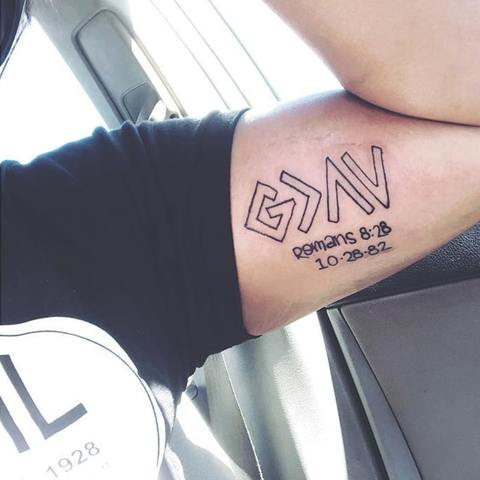 29 Amazing God Is Greater Than The Highs And The Lows Tattoo Designs Body Art Guru
