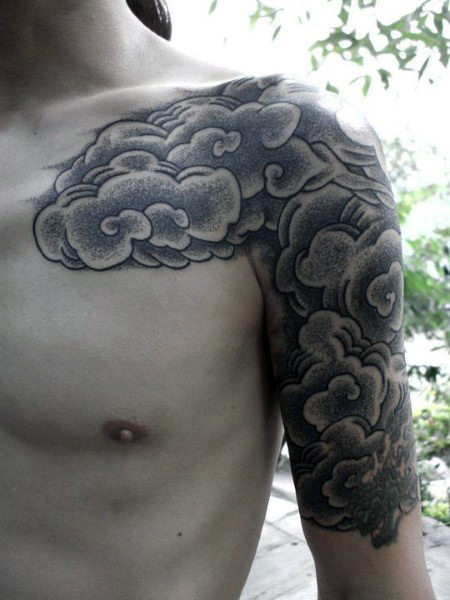 cloud-tattoos