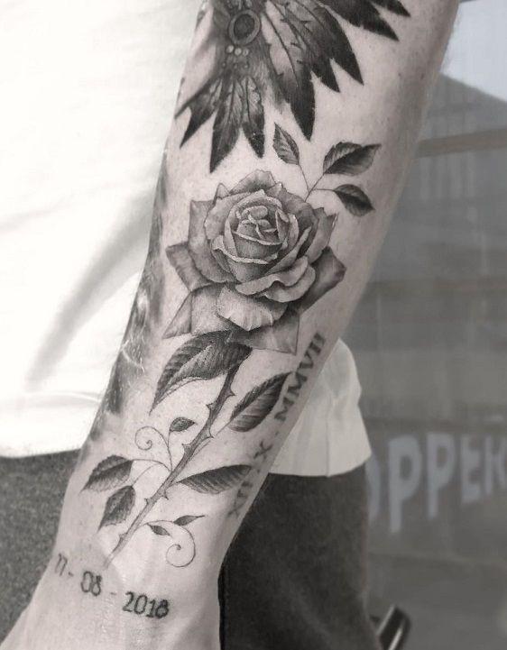 Canelo Álvarez-tattoo-dr woo