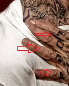 Carey Hart S 20 Tattoos Their Meanings Body Art Guru