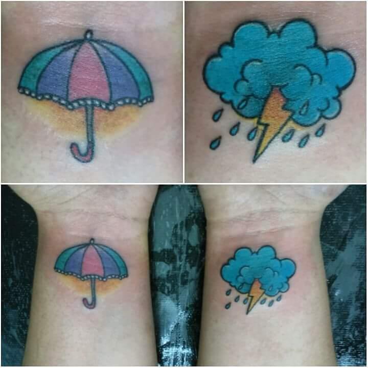 RAIN TATTOO