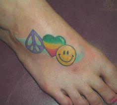 Happy Tattoos
