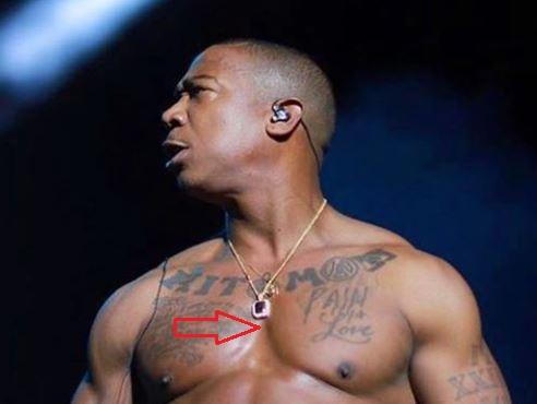 Ja Rule quote tattoo