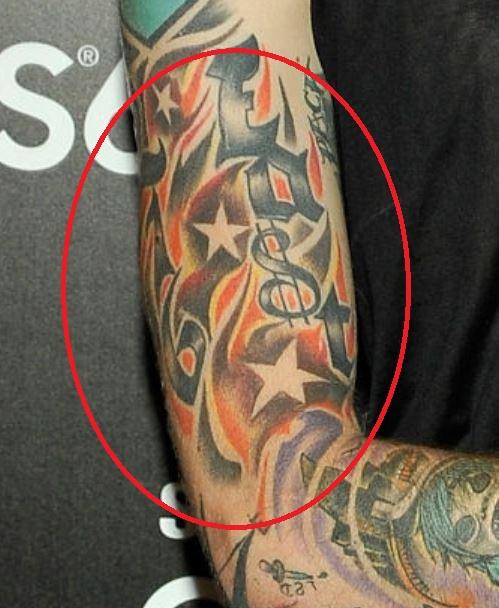 MGK EAST 216 Tattoo
