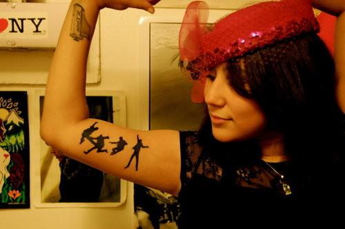 the beatles tattoo