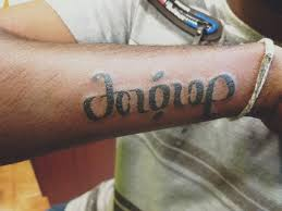 Tamil Tattoos