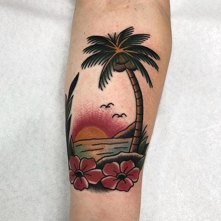 vbeach tattoos