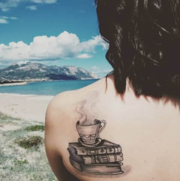 book tattoos