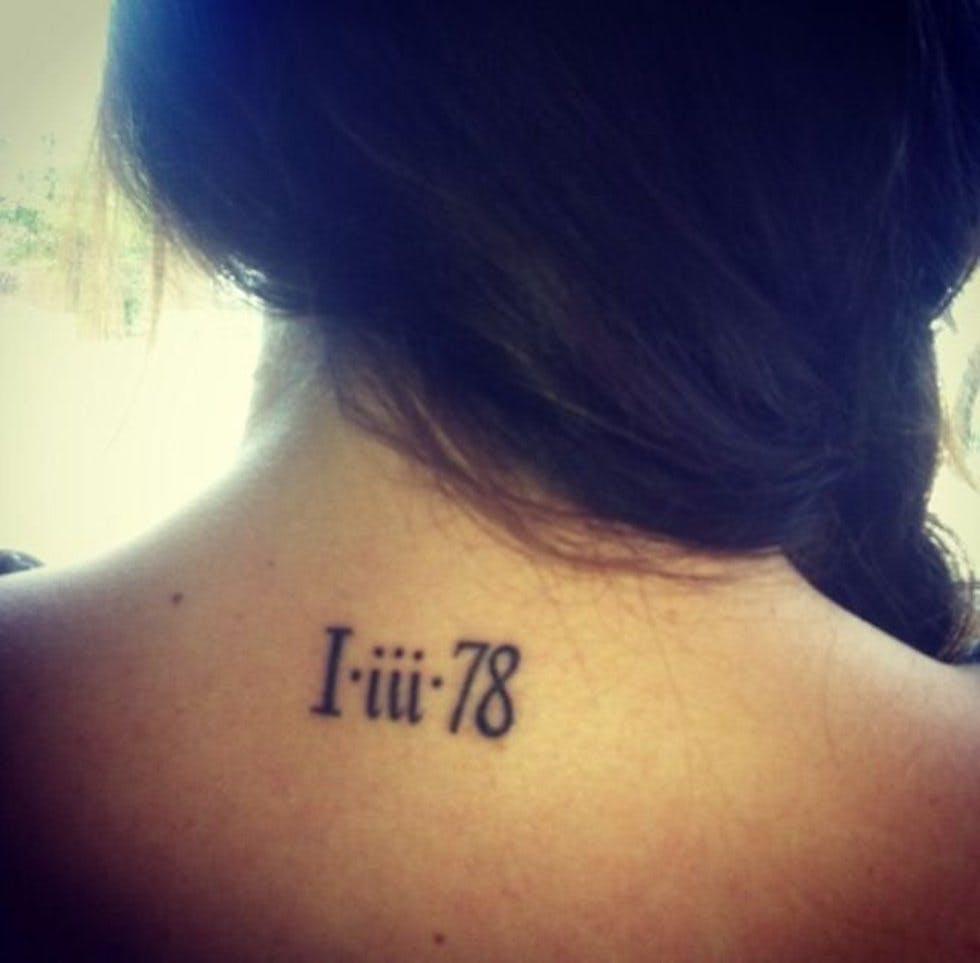 hamlet tattoo 1