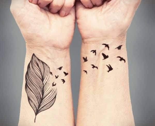 50 Amazing Leaf Tattoo With Meanings Body Art Guru