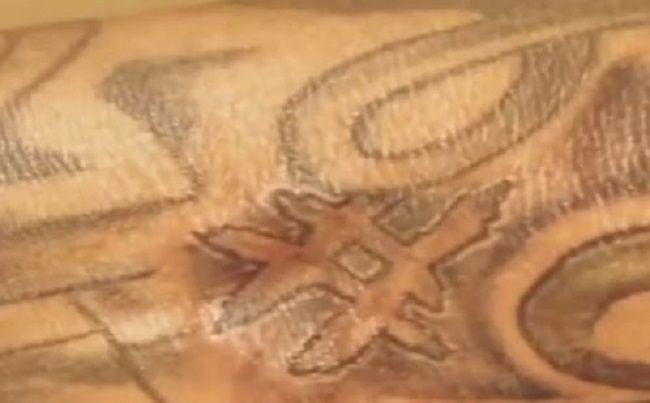 lil durk-rondo tattoo
